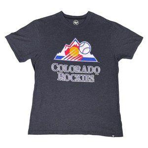 Colorado Rockies Gray T-Shirt